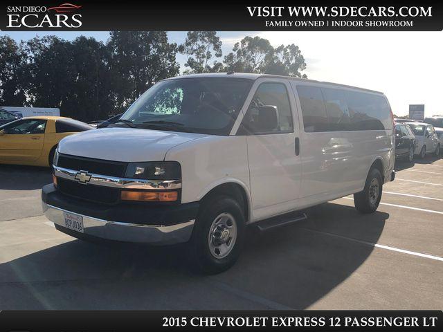 2015 Chevrolet Express 12 Passenger LT