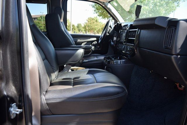 2015 Chevrolet Express 2500 EXPLORER LIMITED SE CONVERSION VAN Passenger in McKinney Texas, 75070