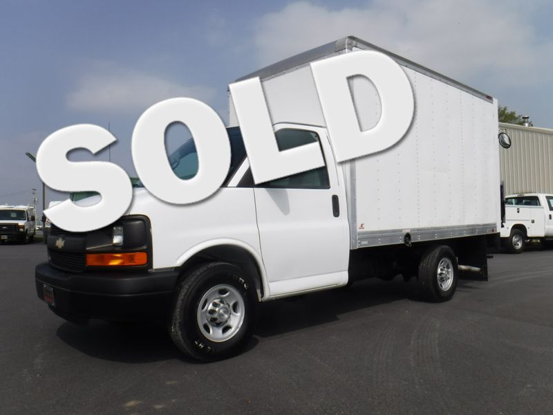2015 Chevrolet Express 3500 12FT Box Truck with Lift Gate in Ephrata PA