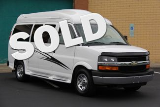 2015 Chevrolet Express 7 Passenger Customizers Conversion High Top Richmond, Virginia