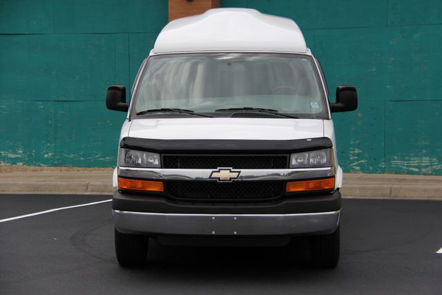 2015 Chevrolet Express 7 Passenger Customizers Conversion High Top Richmond, Virginia 1