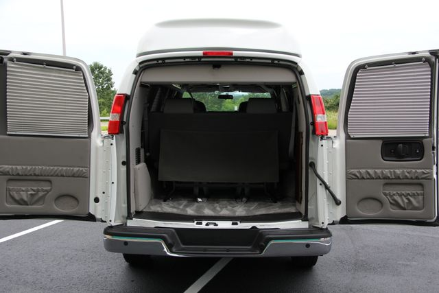 2015 Chevrolet Express 7 Passenger Customizers Conversion High Top Richmond, Virginia 7