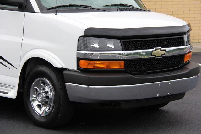 2015 Chevrolet Express 7 Passenger Customizers Conversion High Top Richmond, Virginia 14