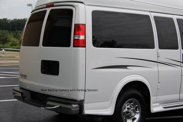 2015 Chevrolet Express 7 Passenger Customizers Conversion High Top Richmond, Virginia 17