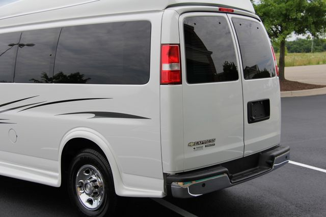 2015 Chevrolet Express 7 Passenger Customizers Conversion High Top Richmond, Virginia 13