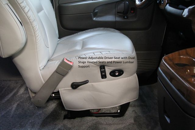 2015 Chevrolet Express 7 Passenger Customizers Conversion High Top Richmond, Virginia 27