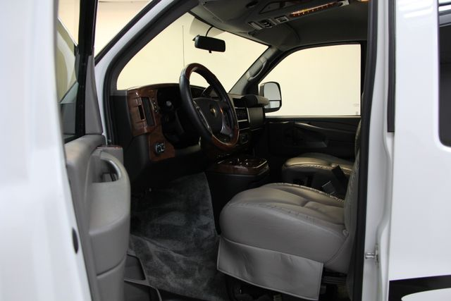 2015 Chevrolet Express 7 Passenger Customizers Conversion High Top Richmond, Virginia 18