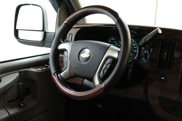 2015 Chevrolet Express 7 Passenger Customizers Conversion High Top Richmond, Virginia 31