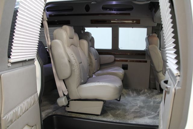 2015 Chevrolet Express 7 Passenger Customizers Conversion High Top Richmond, Virginia 36