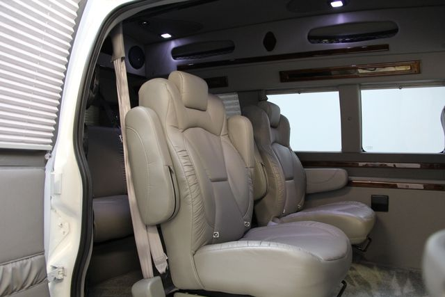 2015 Chevrolet Express 7 Passenger Customizers Conversion High Top Richmond, Virginia 37