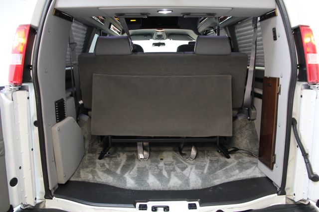 2015 Chevrolet Express 7 Passenger Customizers Conversion High Top Richmond, Virginia 40