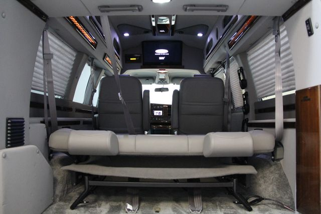 2015 Chevrolet Express 7 Passenger Customizers Conversion High Top Richmond, Virginia 41