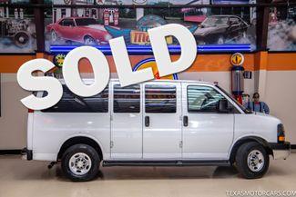 2015 Chevrolet Express 9 Passenger LT in Addison, Texas 75001