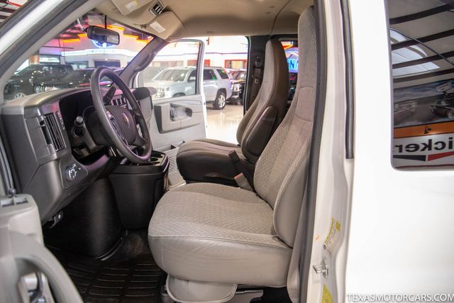 2015 Chevrolet Express 9 Passenger LT in Addison, Texas 75001