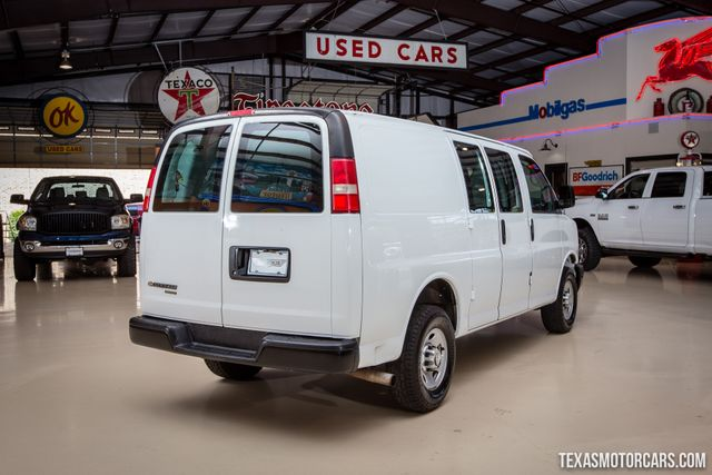 2015 Chevrolet Express Cargo Van in Addison Texas, 75001