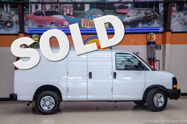 2015 Chevrolet Express Cargo Van Commercial