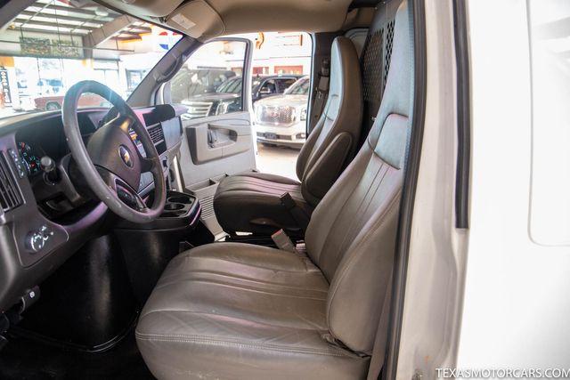 2015 Chevrolet Express Cargo Van Commercial in Addison, Texas 75001