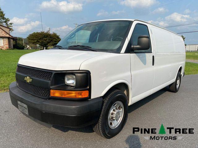 2015 Chevrolet Express Cargo Van G3500