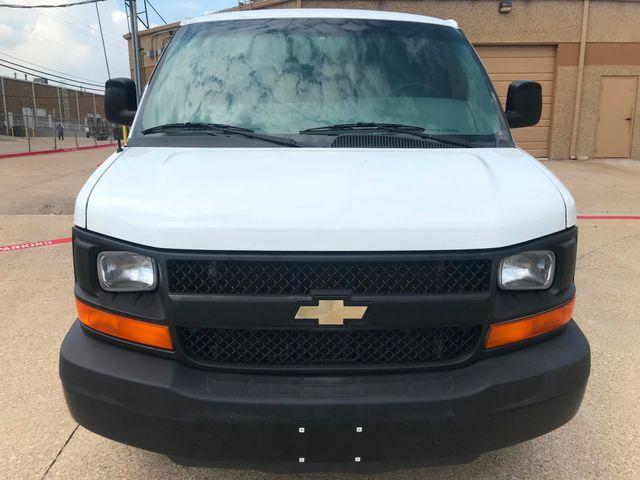 2015 Chevrolet Express Cargo Van Work Van**Lots of Service Records in Plano Texas, 75074
