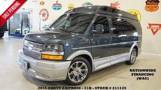 2015 Chevrolet Express Explorer Limited SE NAV,BACK-UP,REAR DVD,HTD LT... in Carrollton TX, 75006