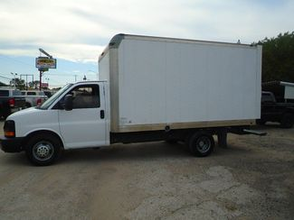 2015 Chevrolet Express Commercial Cutaway box truck   Fort Worth, TX   Cornelius Motor Sales in Fort Worth TX