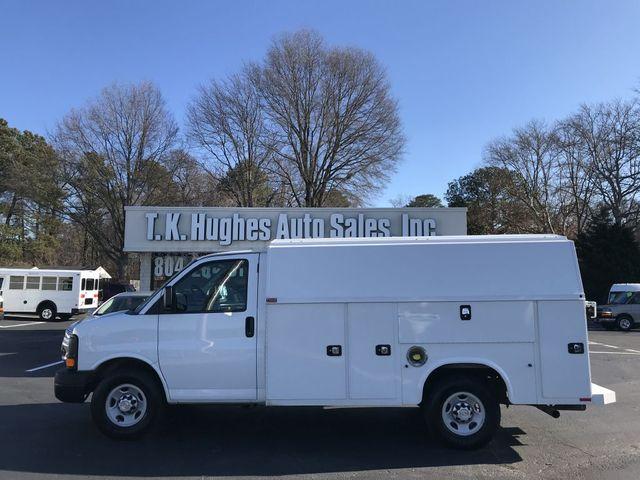 2015 Chevrolet Express Commercial Cutaway in Richmond, VA, VA 23227