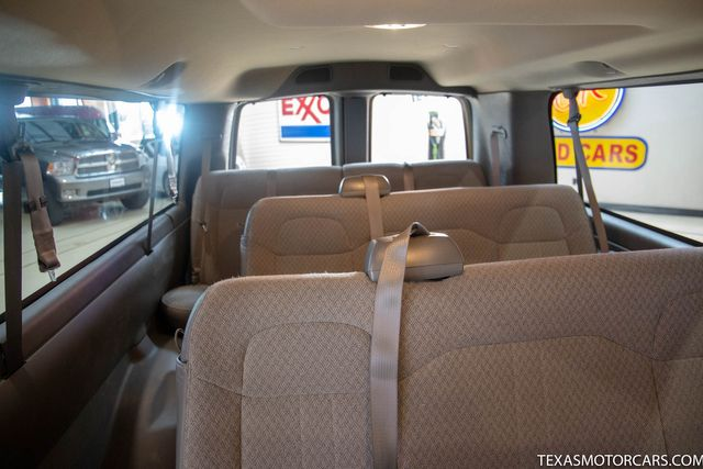 2015 Chevrolet Express Passenger LT in Addison, Texas 75001