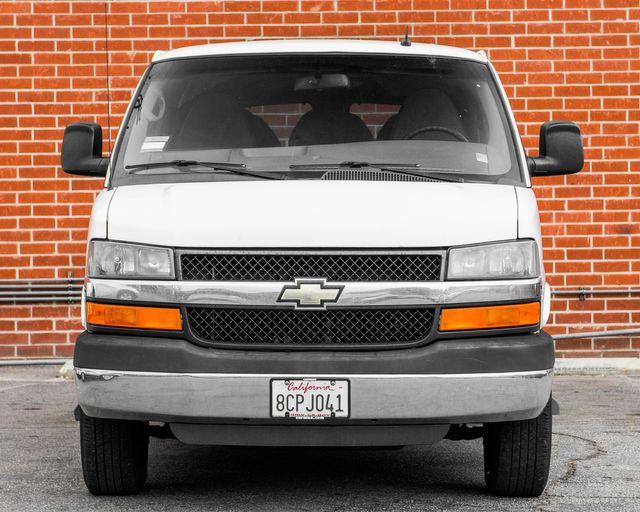 2015 Chevrolet Express Passenger LT Burbank, CA 1