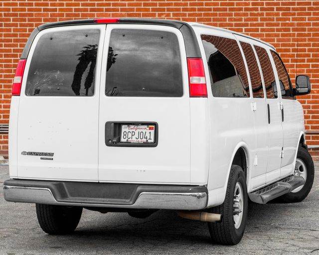 2015 Chevrolet Express Passenger LT Burbank, CA 5