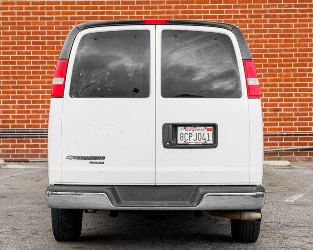 2015 Chevrolet Express Passenger LT Burbank, CA 6