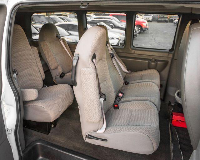 2015 Chevrolet Express Passenger LT Burbank, CA 20