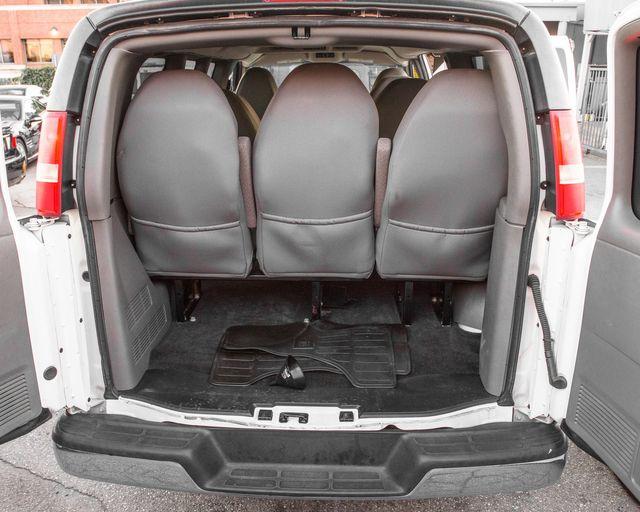 2015 Chevrolet Express Passenger LT Burbank, CA 21