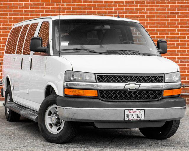 2015 Chevrolet Express Passenger LT Burbank, CA 10