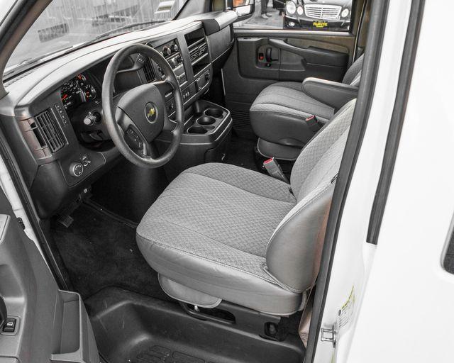 2015 Chevrolet Express Passenger LT Burbank, CA 17