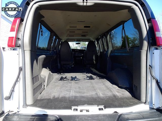 2015 Chevrolet Express Passenger LT Madison, NC 12