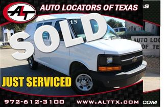 2015 Chevrolet G2500 Vans Express | Plano, TX | Consign My Vehicle in  TX