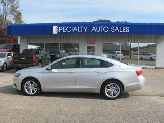 2015 Chevrolet Impala LT Dickson, Tennessee