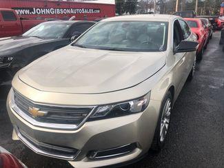 2015 Chevrolet Impala LS - John Gibson Auto Sales Hot Springs in Hot Springs Arkansas