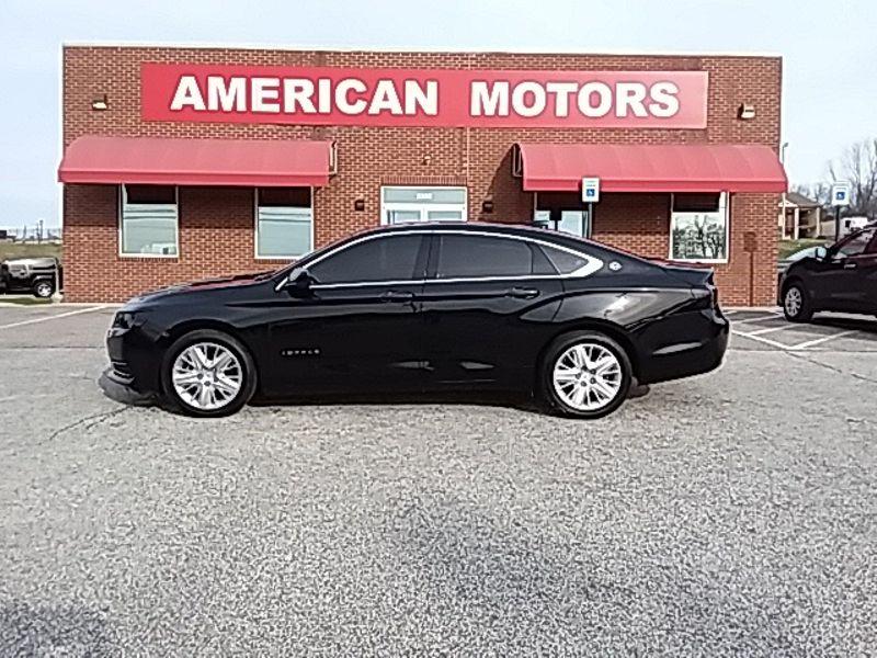 2015 Chevrolet Impala LS   Jackson, TN   American Motors in Jackson TN