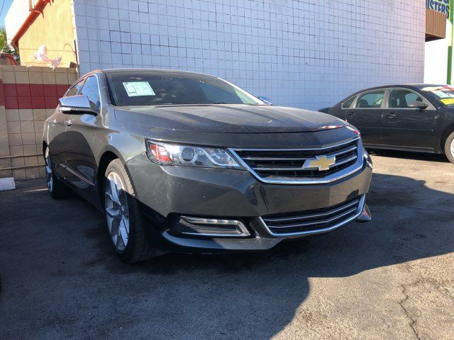 2015 Chevrolet Impala LTZ CAR PROS AUTO CENTER (702) 405-9905 Las Vegas, Nevada 4