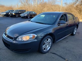 2015 Chevrolet Impala Limited LT | Champaign, Illinois | The Auto Mall of Champaign in Champaign Illinois