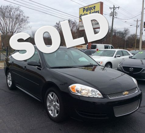 2015 Chevrolet Impala Limited LT in Charlotte, NC