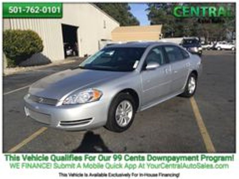 2015 Chevrolet Impala Limited LS   Hot Springs, AR   Central Auto Sales in Hot Springs AR