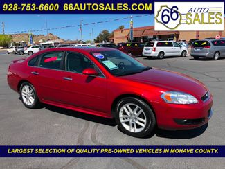 2015 Chevrolet Impala Limited LTZ in Kingman, Arizona 86401