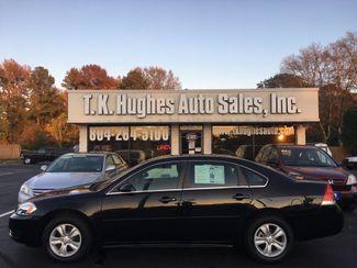 2015 Chevrolet Impala Limited LS in Richmond, VA, VA 23227