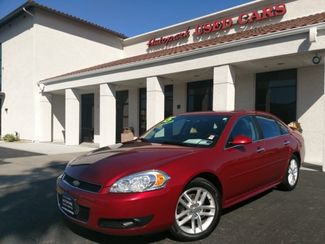 2015 Chevrolet Impala Limited LTZ | San Luis Obispo, CA | Auto Park Sales & Service in San Luis Obispo CA