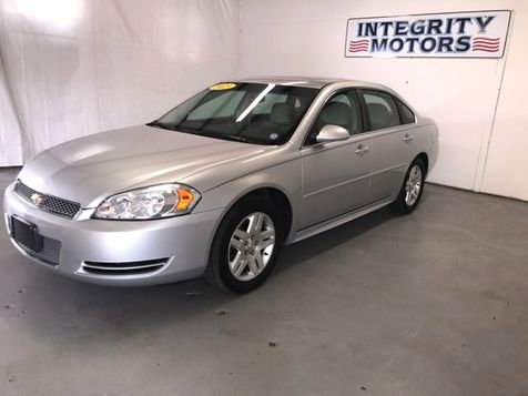 2015 Chevrolet Impala Limited LT | Tavares, FL | Integrity Motors in Tavares, FL