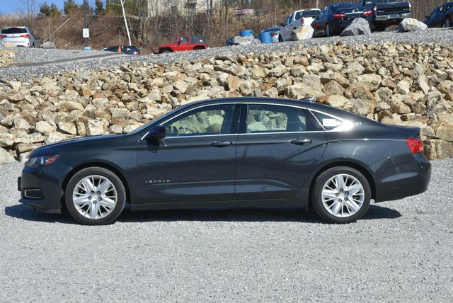 2015 Chevrolet Impala LS Naugatuck, Connecticut 1
