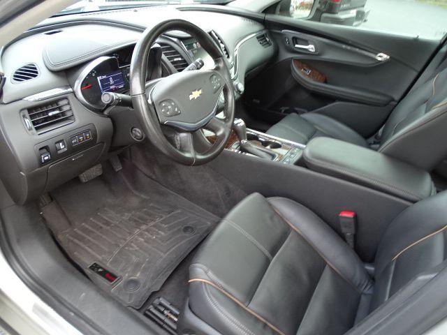 2015 Chevrolet Impala LTZ Valparaiso, Indiana 10