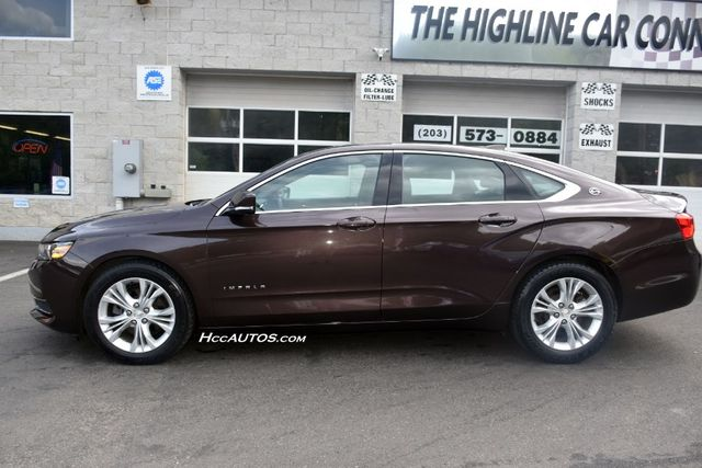 2015 Chevrolet Impala LT Waterbury, Connecticut 2